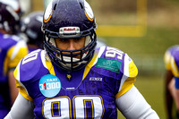 AUT, AFL, AFC Vienna Vikings vs Swarco Raiders