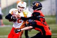 AUT, U15, Junior Tigers vs Generali Invaders