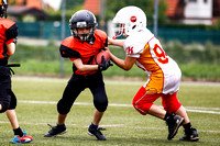 25.05.2015 Junior Tigers vs Generali Invaders