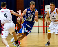 AUT, ABL, BC Zepter Vienna vs Allianz Swans Gmunden