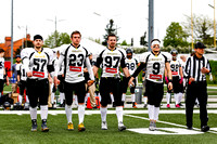 AUT, D1, Vienna Vikings 2 vs Vienna Knights