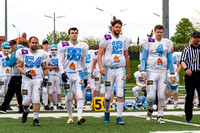 AUT, Division 2, AFC Warlords vs Styrian Bears
