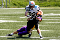 AUT, D1, Playoff: Raiffeisen Vikings 2 vs Swarco Raiders 2