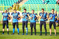 POL, IFAF Champions League, POL Wroclaw Panthers vs AUT Danube D