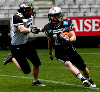 AUT, AFL, Swarco Raiders Tirol vs Prague Black Panthers