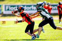 AUT, U13, Danube Dragons vs Junior Tigers