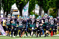 23.04.2016 Vienna Vikings Super Seniors vs AFC Hurricans