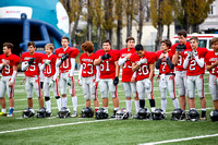 AUT, U15, Next Generation Bowl 2014: Austria vs Green Machine