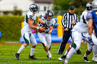 AUT, AFL, Steelsharks Traun vs Danube Dragons