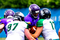 10.06.2018 Danube Dragons vs Vikings Super Seniors
