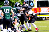 AUT, U18, Danube Dragons vs Vienna Knights