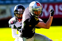 AUT, AFL, Swarco Raiders vs Danube Dragons