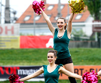 AUT, AFL, Danube Dragons vs Raiffeisen Vikings