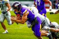 AUT, AFL, Vienna Vikings vs Swarco Raiders