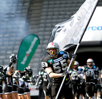 AUT, AFL, Swarco Raiders vs JCL Graz Giants