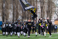 31.03.2013 Vienna Knights vs Swarco Raiders II