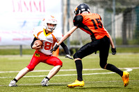 AUT, U13, Junior Tigers vs Generali Invaders