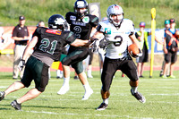 AUT, AFL, Danube Dragons vs Swarco Raiders Tirol