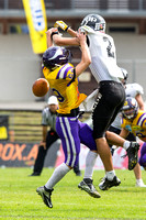 AUT, AFL, Playoff: Raiffeisen Vikings vs Prague Black Panthers