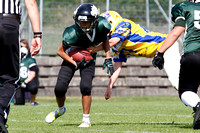 AUT, Minis, Danube Dragons vs JCL Graz Giants